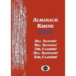 Almanach Kmene 2016. Hej, Slované!
